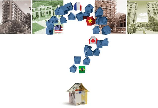 [온라인으로 보는 해외 부동산] 맨해튼 집값은? 파리의 대치동은?…글로벌 住맥 집어드립니다