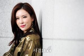 정선아, 눈부신 청순미 (인터뷰 포토)