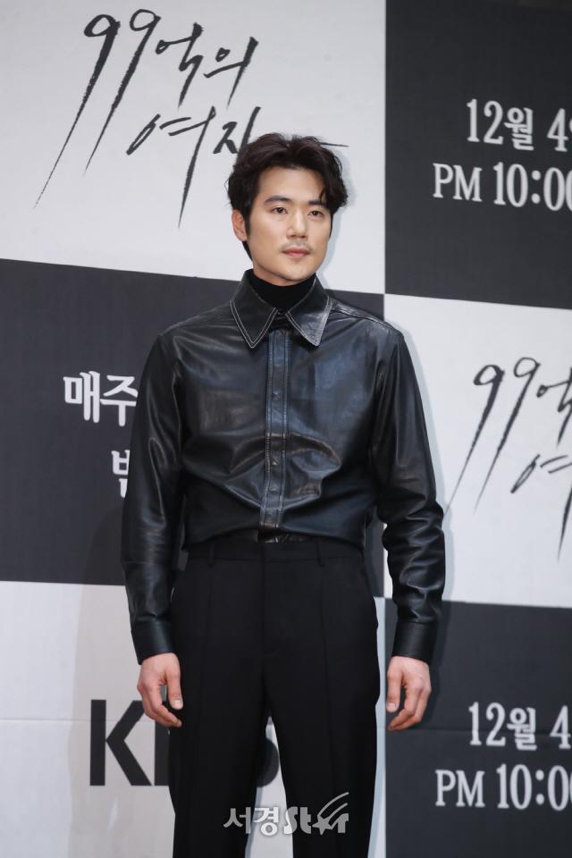 김강우, 훈훈한 비주얼 (99억의 여자 제작발표회)