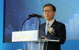 LH, 도시재생 뉴딜 공공임대주택 '광명너부대' 사업지구 착공식 개최