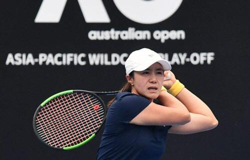韓 여자 테니스 12년 만에...한나래, 메이저 본선행