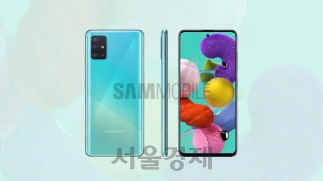 삼성의 첫 인덕션폰 '갤럭시A51', 베트남서 베일 벗는다