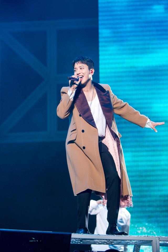 정용화, 전역 후 첫 콘서트 유쾌하게 마무리..팬들과의 뜨거운 재회