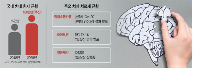 '치매 정복' 한발 더…토종제약사 임상 잇단 성공