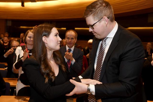 세계 최연소 총리 핀란드서 탄생 눈앞