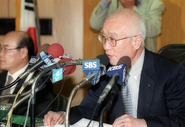 [영상] '세상은 넓고 할일은 많다' 김우중 83년 영욕의 삶