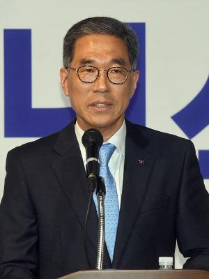 김주영 한국노총 위원장 '차기 위원장 선거 불출마할 것'