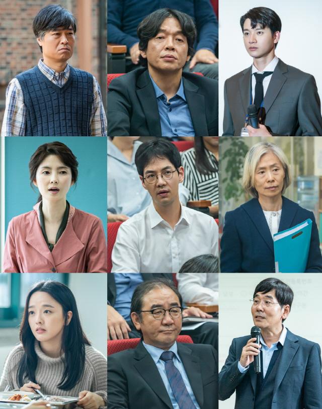 '블랙독' 어디에나 있을 법한 '공감력 만렙' 캐릭터 열전