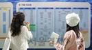 11월 고용률 '역대 최고'지만...60세 이상이 40만 증가