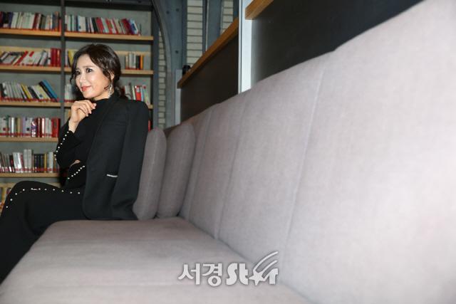 [인터뷰]뮤지컬 관객이 인정했다.. '인간 피로회복제' 신영숙