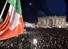 [사진] 극우 반대 '정어리 운동' 이탈리아 전역 확산
