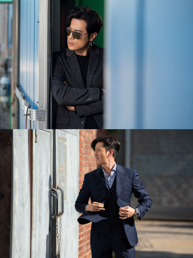 '99억의 여자' 김강우, 이지훈의 뒤를 쫓는 수상한 만남 포착