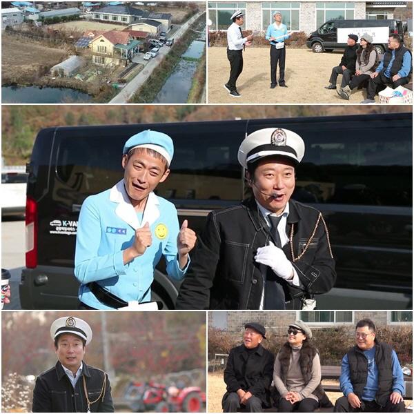 '모던 패밀리' 이수근, 양평 고향집 대공개..어르신 맞춤형 '양평 투어' 진행