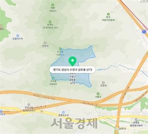[단독] 기획부동산이 쪼개판 판교 산자락, 공유자수 국내 2위…1위는 개포주공1단지