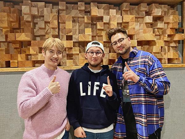 김태우X손호영 '호우', 신곡 어반자카파 박용인 지원사격 받았다