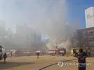 안동 강남초등학교 강당서 화재…학생 2명·교사 4명 연기 흡입