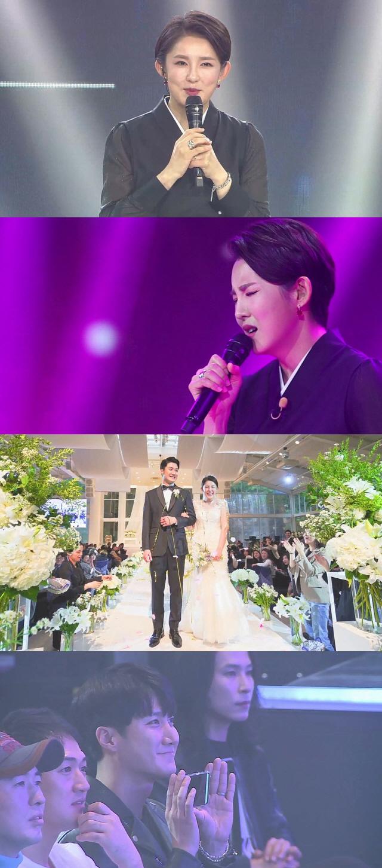 '보이스퀸' 화제의 참가자 조엘라 '신혼여행 가서도 노래 연습'