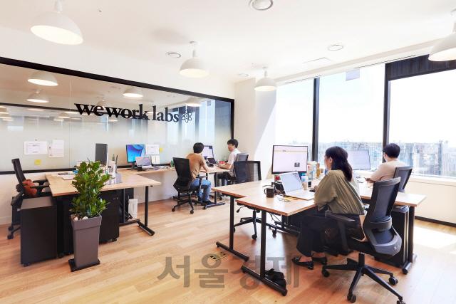 위워크 랩스, '위코드·스트릭 등 소속 기업 빠르게 성장'