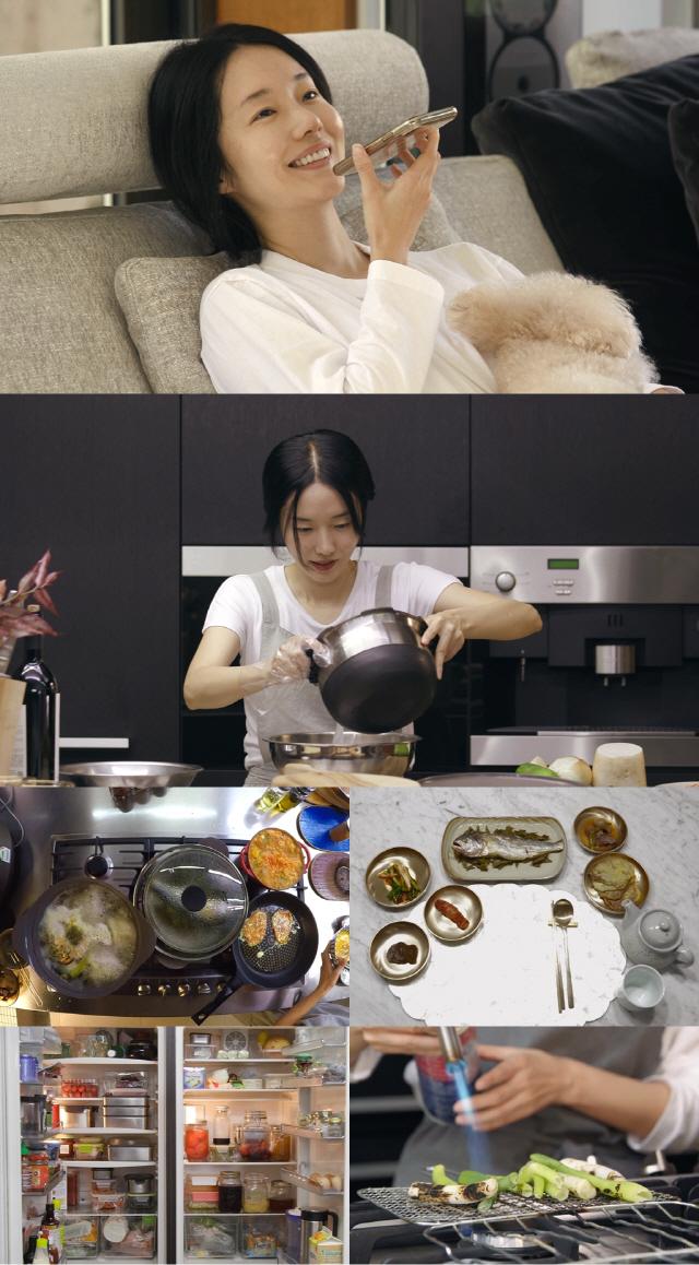 '편스토랑' 이정현, 설마 했던 요리실력+만능간장 레시피 깜짝 공개