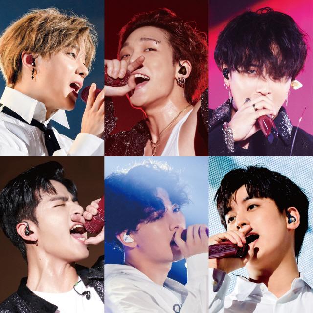 아이콘, 日 라인 뮤직서 위클리송 랭킹 1위