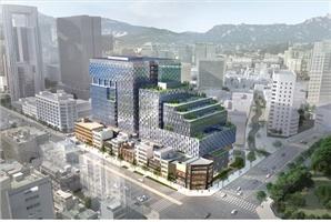 공평15·16지구 건축심의 통과…지상 17층 판매·업무시설로