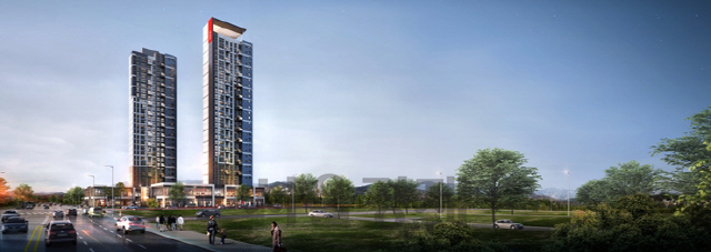 HDC현대산업개발, 보문5구역 재개발 시공사 선정