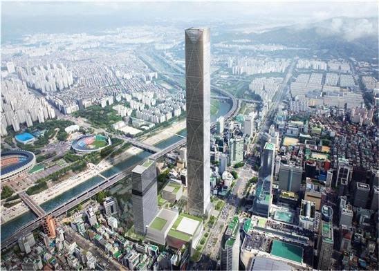 영동대로 지하도시·잠실 개발…GBC 공공기여 사업 닻올라