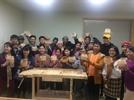 미얀마 대나무공예품 소득 올리는 법 한국에서 배워요