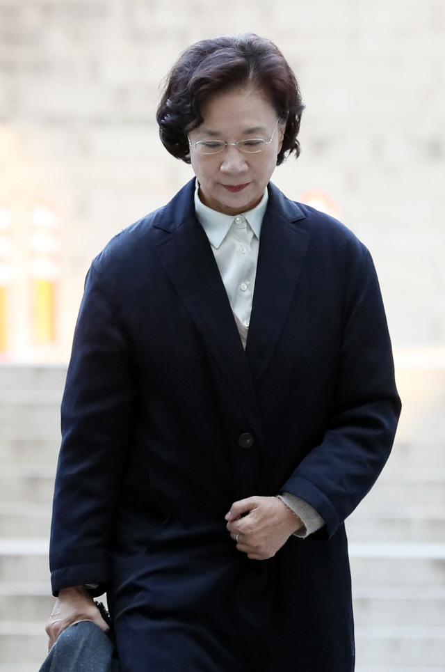 '직원 폭언·폭행' 이명희 '엄격한 성격… 스트레스에 우발 행동'