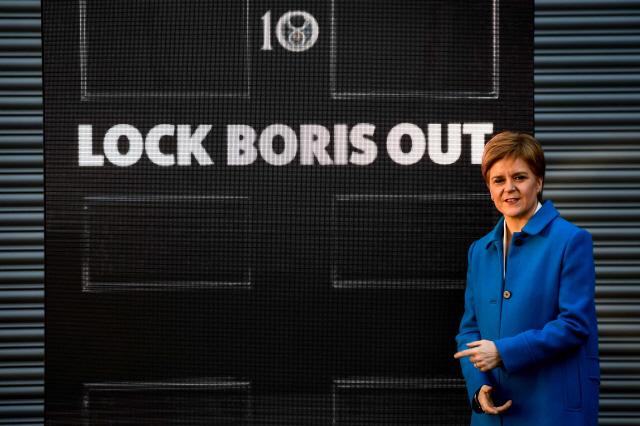 英 브렉시트 불확실성 줄었지만...스코틀랜드 분리독립 우려 확산