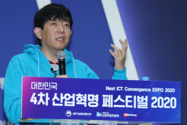 '타다' 목소리 높이는 이재웅 '혁신은 시장이 판단...법 뒤따라야'