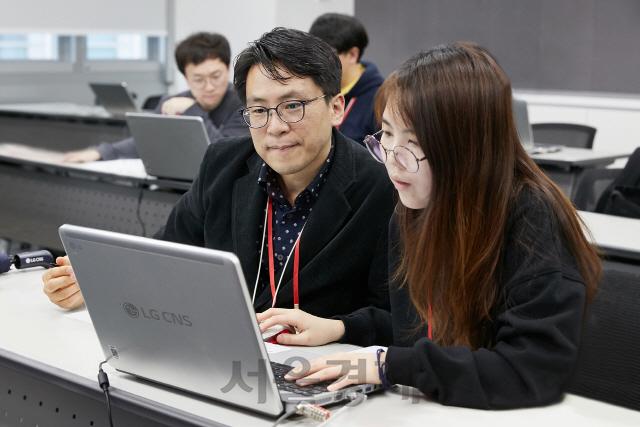 LG CNS 코딩 대회 '코드몬스터' 개최