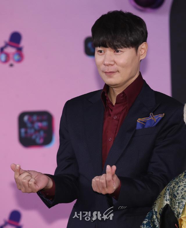 최현석, 심쿵 하트 (2019 KBS 연예대상)