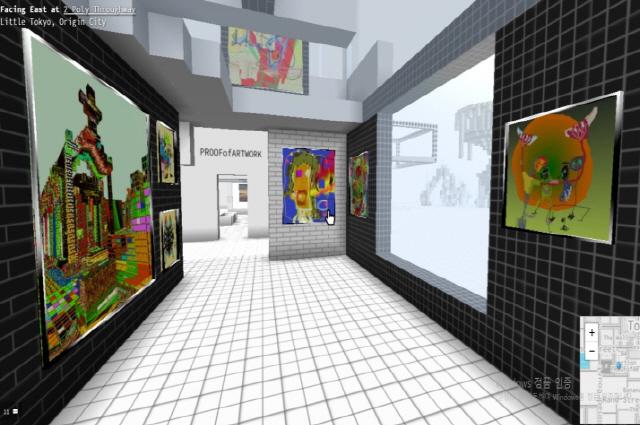 가상 사무실·갤러리·놀이터…블록체인 더한 가상현실이 온다