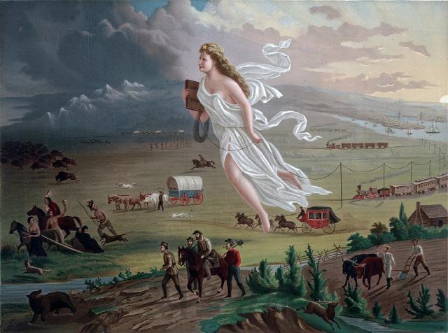 [오늘의 경제소사]1845년 '명백한 운명'