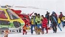 '크리스마스의 악몽' 엄청난 눈사태 스위스 스키장 덮쳤다