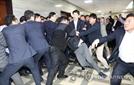 [속보] 檢, '패스트트랙 충돌' 황교안·나경원·이종걸 등 총 37명 기소