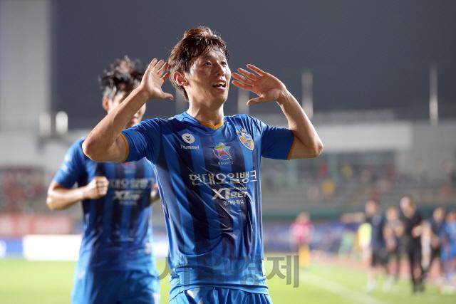 MVP 김보경, 지난 시즌 챔피언 전북 현대 품으로