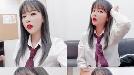 """오늘도 '섹시발랄' 홍진영 """"고등학생 같아, 어떻게 봐도 예쁘네"""""""