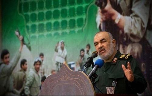 이란 혁명수비대 총사령관 '美가 아끼는 곳 불바다로 만들겠다'