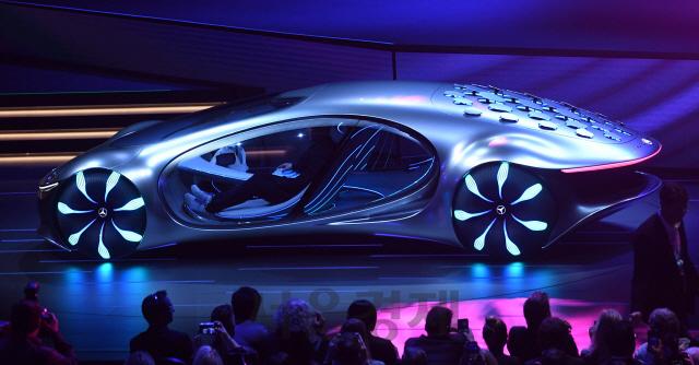 [CES 2020] '아바타'를 자동차로 만들면 바로 이런 모습 (영상)