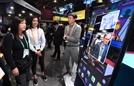 SKT, 'CES 2020'서 '콜라 for 세로 TV' 소개[CES 2020]