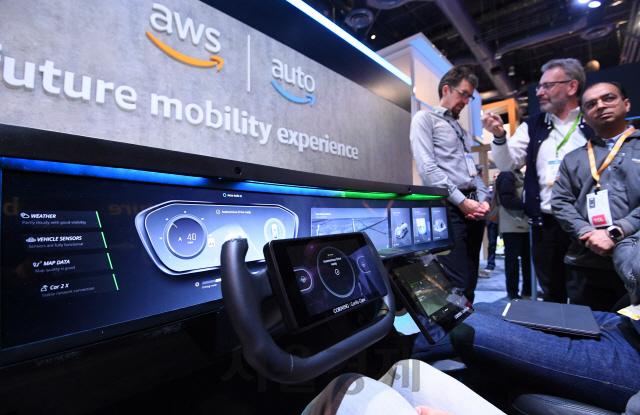 (영상)AI·자율차·스마트홈…모든 길은 'GAFA'로 통했다 [CES 2020]