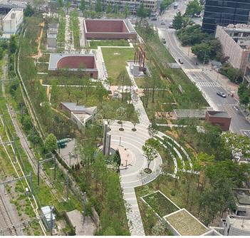 [건축과 도시] 서소문역사공원, '도심의 음지' 상흔 지우고...역사·문화 공간으로 재탄생