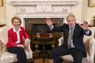 [사진] 英·EU '포스트 브렉시트' 협상 시동