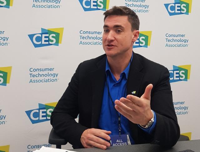 [블록체인 in CES 2020]CES 주관사 임원이 밝힌 '블록체인이 중요한 이유'