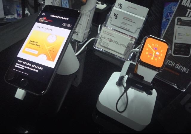 [블록체인 in CES 2020]'블록체인도 만질 수 있다'…휴대폰, 시계 등 눈길