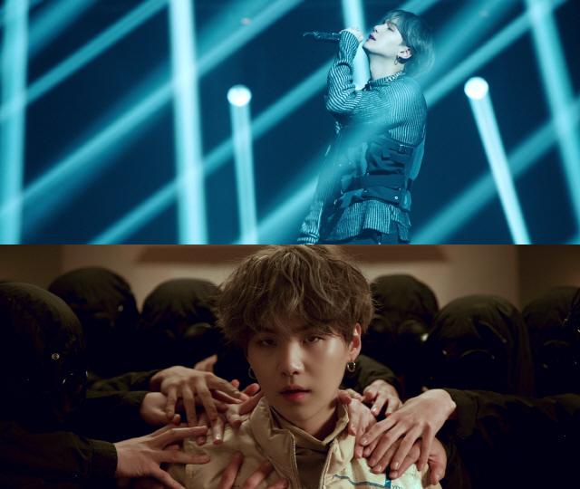 방탄소년단, 슈가 주인공 컴백 트레일러 'Interlude : Shadow' 공개