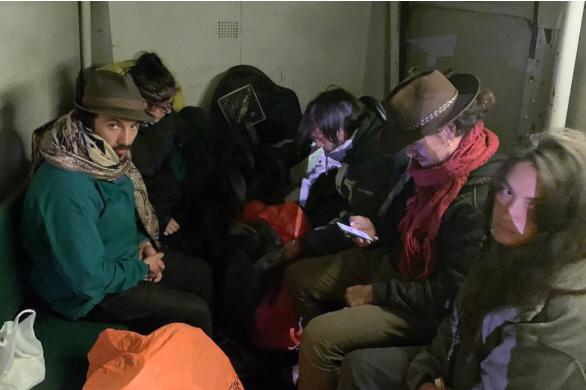 마추픽추 신전에서 '큰일'을? 20~30대 무개념 관광객 6명 체포