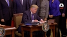 미중, 1단계 무역합의 서명…무역전쟁 18개월만 휴전